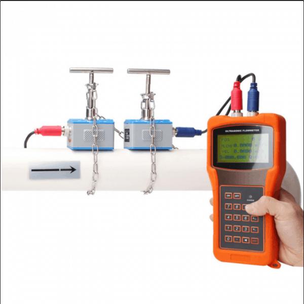 Flujometro ultrasonico Portatil- UF2H