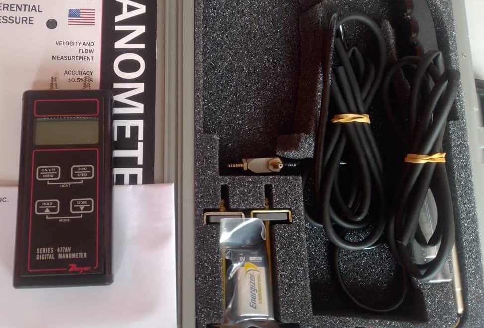 Manometro digital dwyer 477-000 T -AV