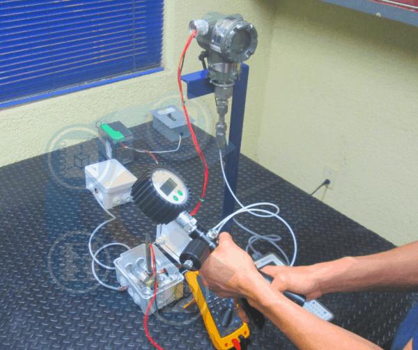 Calibracion de Transmisores de Presion